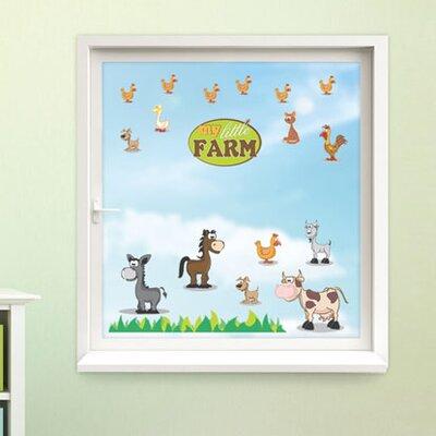 Graz Design Glastattoo My Little Farm