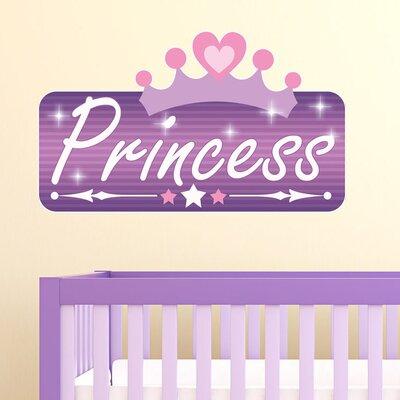 Graz Design Wandsticker Princess