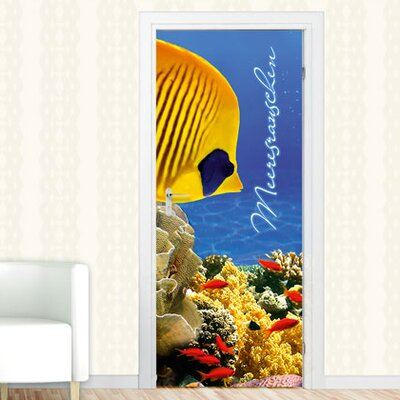 Graz Design Türaufkleber Meeresrauschen