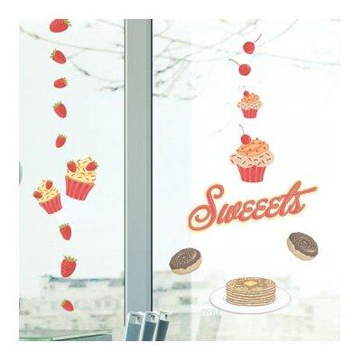 Graz Design Glastattoo Sweeets
