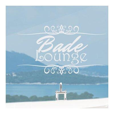 Graz Design Glastattoo Bade Lounge