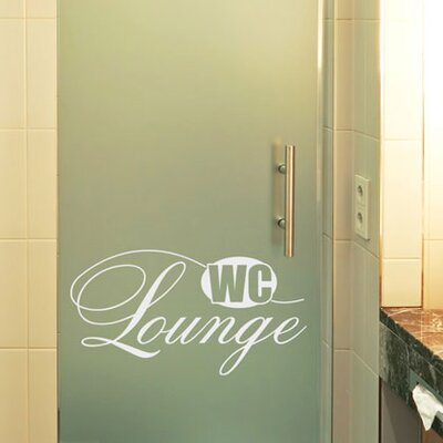 Graz Design Glastattoo WC Lounge