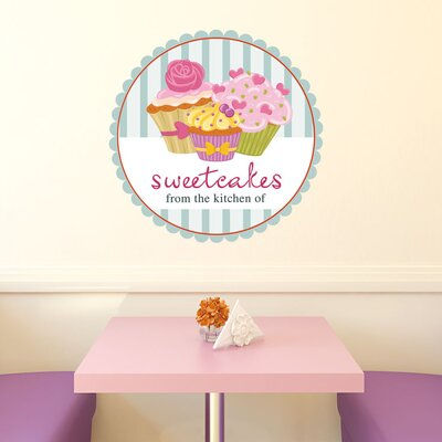Graz Design Wandsticker From the Kitchen of Sweetcakes