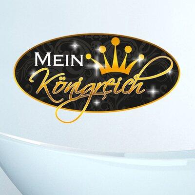 Graz Design Wandsticker Mein Königreich