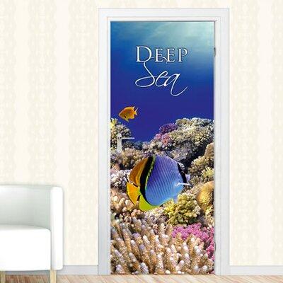 Graz Design Türaufkleber Deep Sea