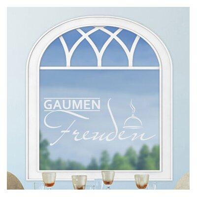 Graz Design Glastattoo Gaumen-Freuden
