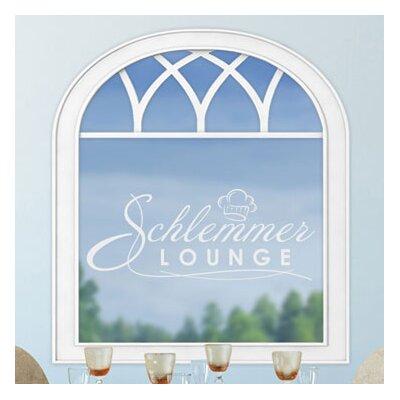 Graz Design Glastattoo Schlemmer-Lounge
