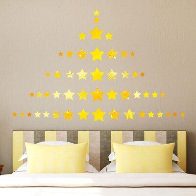 Graz Design Wandsticker-Set Sterne Streifen