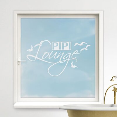 Graz Design Glastattoo Pipi-Lounge