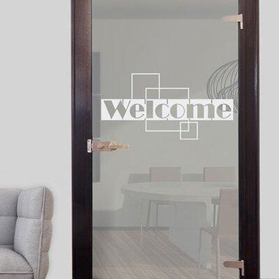 Graz Design Glastattoo Welcome