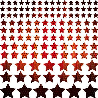 Graz Design Wandsticker-Set Sterne Punkte