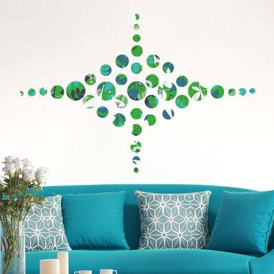 Graz Design Wandsticker-Set Giraffen Polka Dots