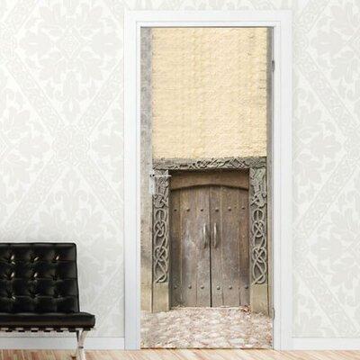 Graz Design Türaufkleber Antike Tür, Tor und Ornamente
