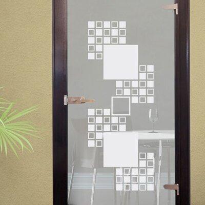 Graz Design Glastattoo Mosaikmuster