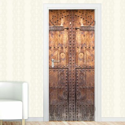 Graz Design Türaufkleber Antike Tür