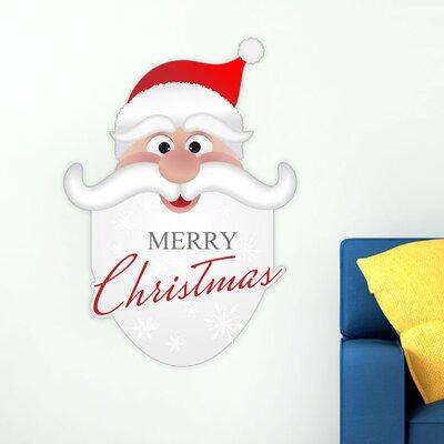 Graz Design Wandsticker Merry Christmas, Mütze