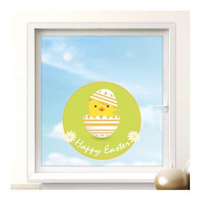Graz Design Glastattoo Happy Easter