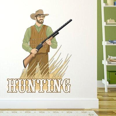 Graz Design Wandsticker Hunting, Jäger