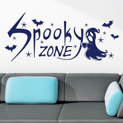 Graz Design Wandtattoo Spooky Zone, Gespenst