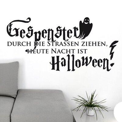 Graz Design Wandtattoo Gespenster durch die Straßen