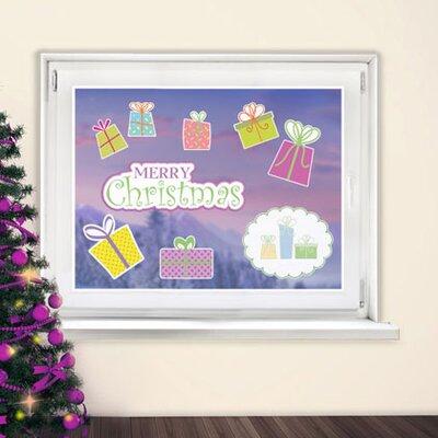 Graz Design Glastattoo Weihnachten, Merry Christmas, Geschenk