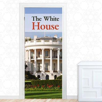 Graz Design Türaufkleber The White House