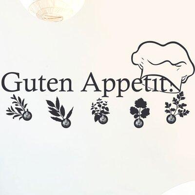 Graz Design Garderobenhaken Guten Appetit, Kochmütze, Kräuter