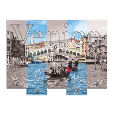 Graz Design Garderobenhaken Venice, Italien