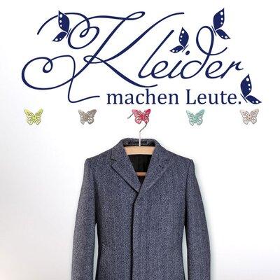 Graz Design Garderobenhaken Kleider machen Leute