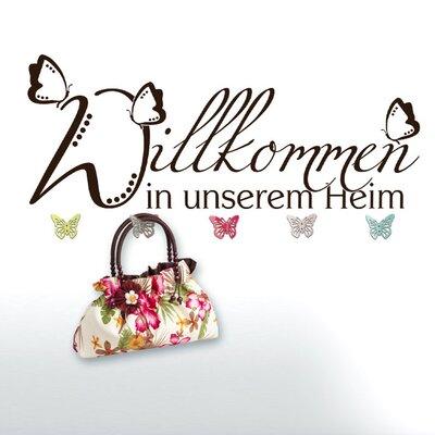 Graz Design Garderobenhaken Willkommen in unserem Heim