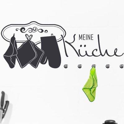 Graz Design Garderobenhaken Handschuh, Topflappen