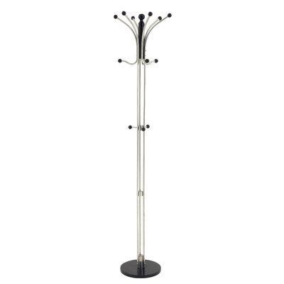 Urban Designs Stainless Steel Coat Rack