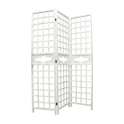 Room Divider Color: Cream
