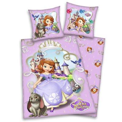 Herding Heimtextil Bettwäsche-Set Disney aus 100% Baumwolle (Linon)
