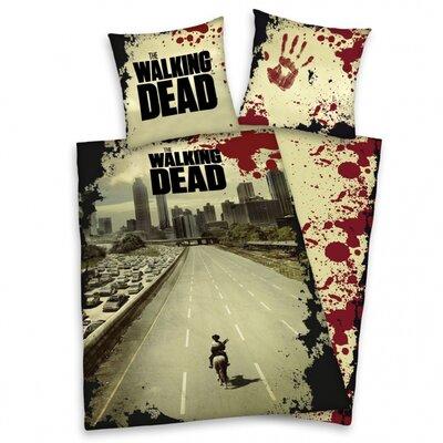 Herding Heimtextil Bettwäsche-Set The Walking Dead aus 100% Polyester