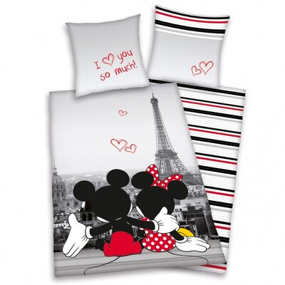 Herding Heimtextil Bettwäsche-Set Disney aus 100% Polyester