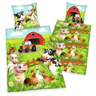 Herding Heimtextil Kinder Bettwäsche-Set Young Collection