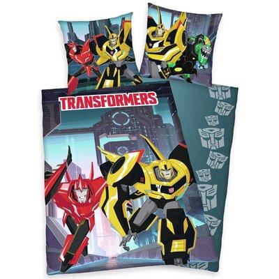 Herding Heimtextil RID Bettwäsche-Set Transformers
