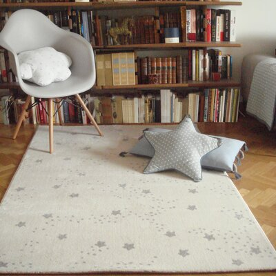 Art for kids Grey Area Rug