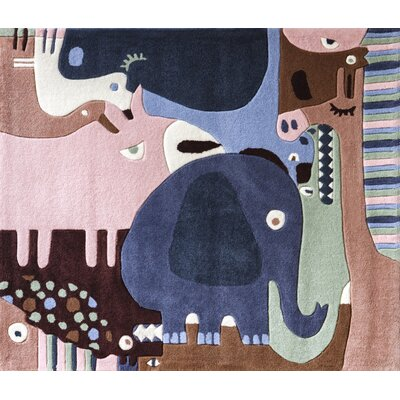 Art for kids Hand-Tufted Area Rug