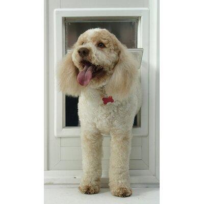 Multi-Flex Pet Door Size: Medium