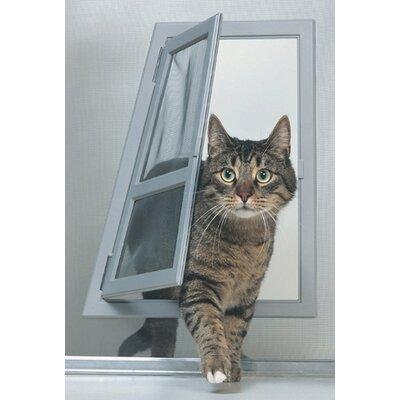 Screen Door Pet Passage