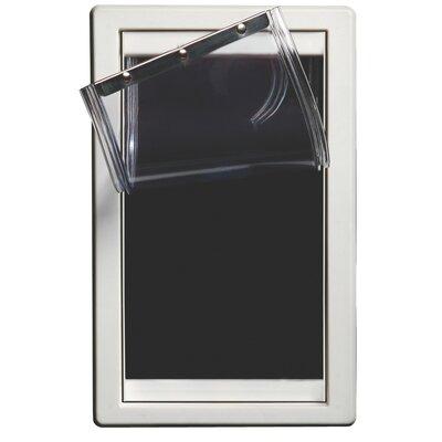 """Screen Guard Pet Door Size: Medium (7"""" H x 11.25"""" W x 1.25"""" L)"""