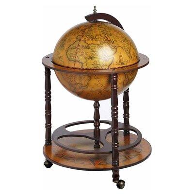 Hill Interiors Globe Drinks Cabinet