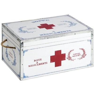 Hill Interiors Medicaments Box
