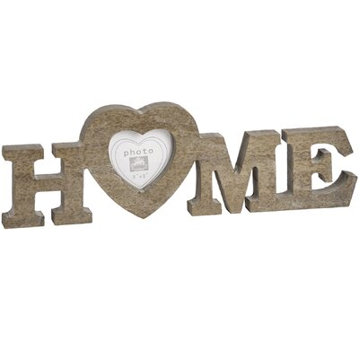 Hill Interiors Home Heart Picture Frame