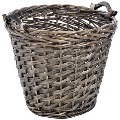 Hill Interiors Deep Wicker Basket