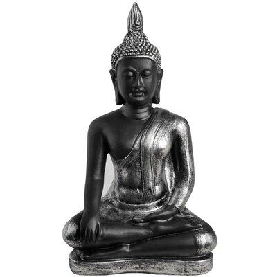 Hill Interiors Buddha in Enlightement Posture Figurine