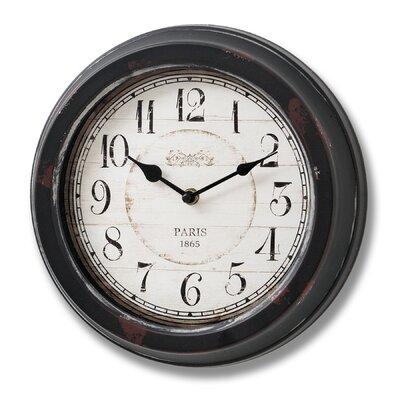Hill Interiors 27cm Paris Clock