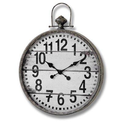 Hill Interiors Pocket Oversized Watch Clock